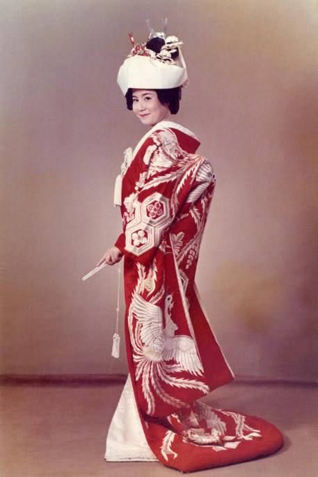 Las bodas japonesas son en noviembre