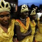 Tradición, colores, cultura y… África