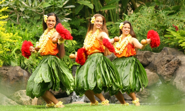 hawaii bailarinas