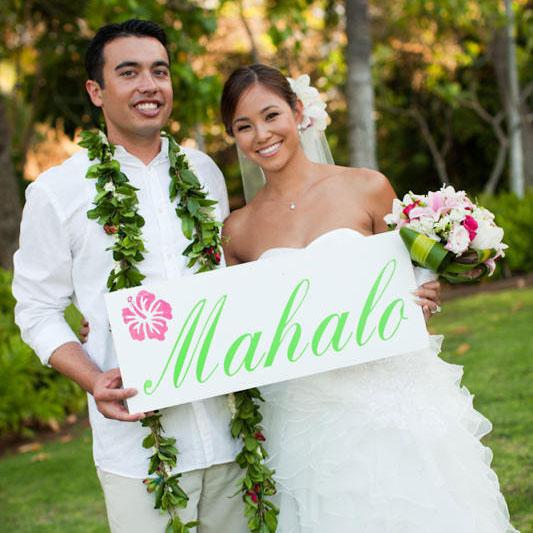 hawaii boda
