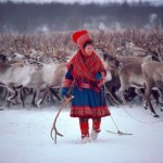 Bodas en Laponia: el colorido de la tradición 'sami'