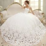 Curiosidades sobre el vestido de novia