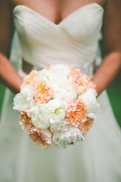 ramos de novia crisantemos