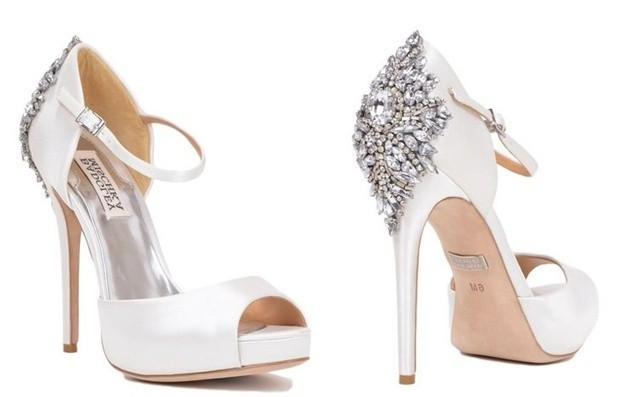 zapatos novia joya